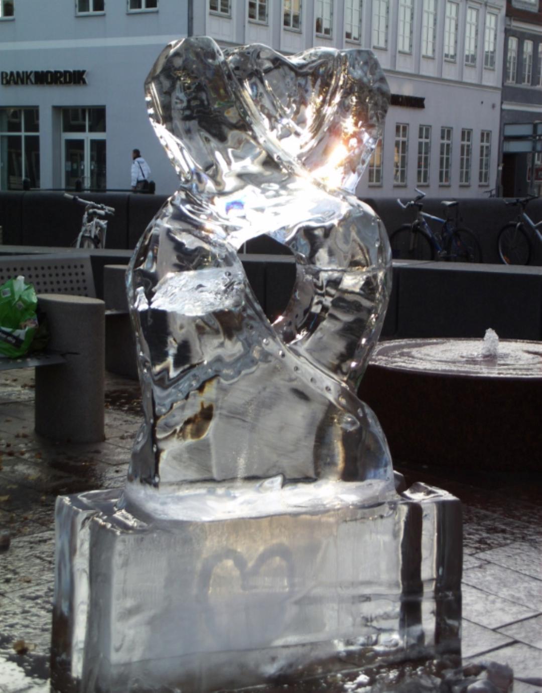 Is skulptur