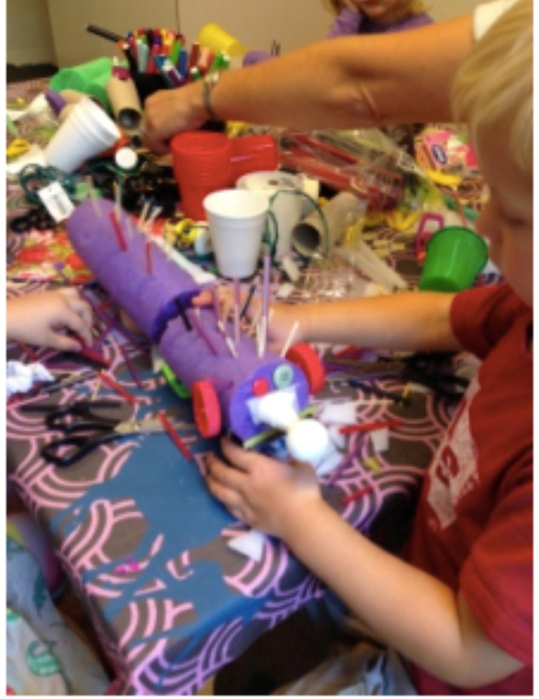 Undervisning & Workshops med børn, unge og voksne