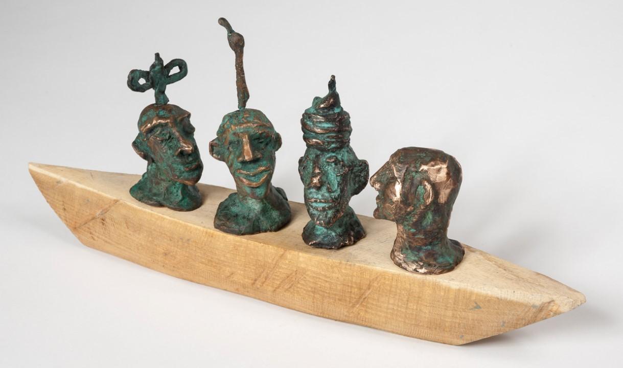 Bronzehoveder i monolog og dialog